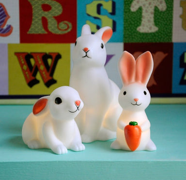 Rabbit Night Light - Oh Happy Fry  - 3