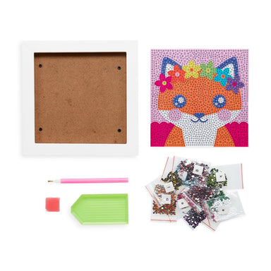 Razzle Dazzle Gem Art Kit (Friendly Fox) - Oh Happy Fry - we ship worldwide