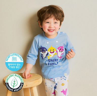 Baby Shark Family Lounge Wear Set - Oh Happy Fry