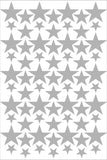 Silver Star Wall Decal - Oh Happy Fry  - 3
