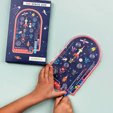 Space Age Pinball Game