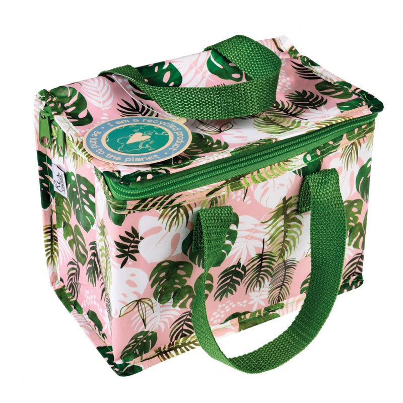 Tropical Palm Lunch Bag - Oh Happy Fry - we ship worldwide