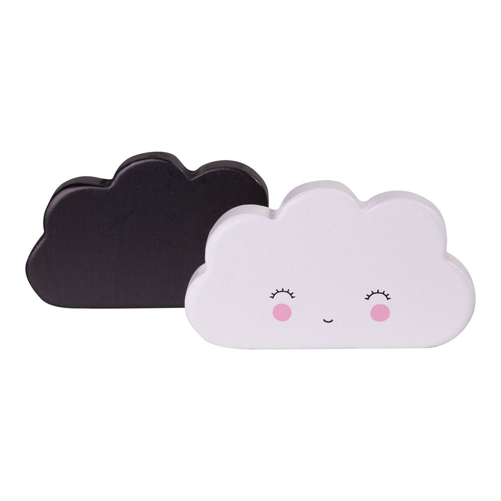 Cloud Wall Hooks - Oh Happy Fry - we ship worldwide