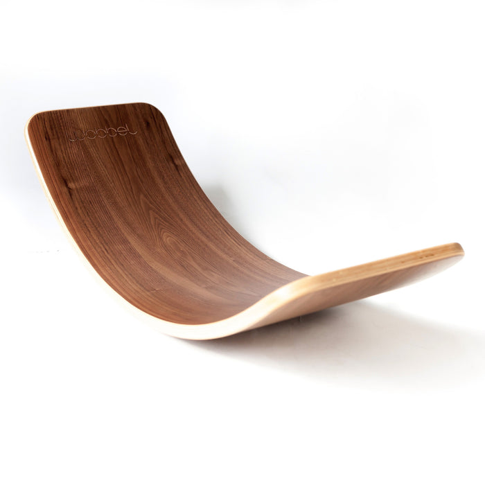 PREORDER Wobbel Board Original Walnut (End July delivery) - Oh Happy Fry - we ship worldwide
