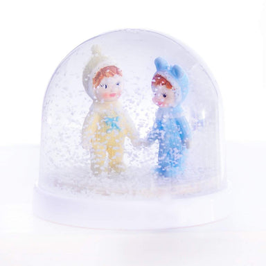 Woodland Dolls Snow Dome - Oh Happy Fry - we ship worldwide