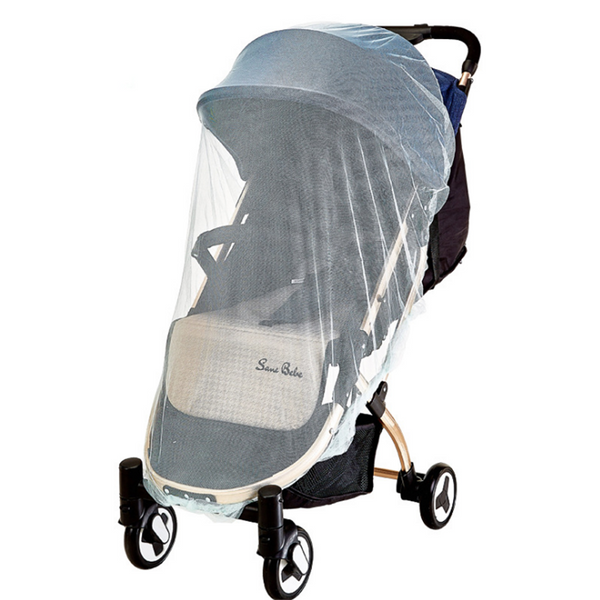 Full Protection Baby Girl Boy Stroller Pushchair Mosquito Insect Net Safe Buggy Mosquito Net