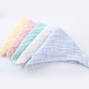 5-pack Cotton Bibs
