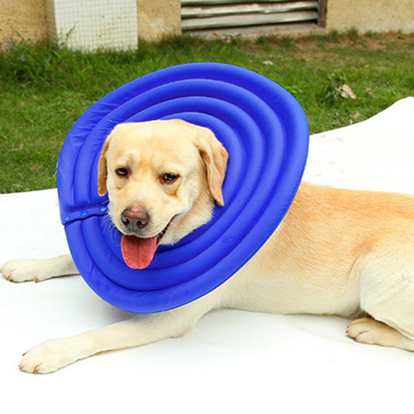 Waterproof Nylon Light Elizabeth Circle for Cat Dog