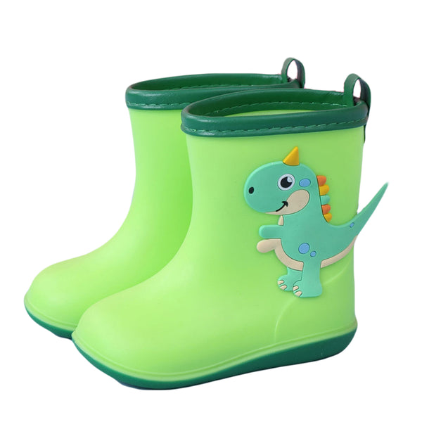 Toddler / Kid 3D Dinosaur Decor Rain Boots