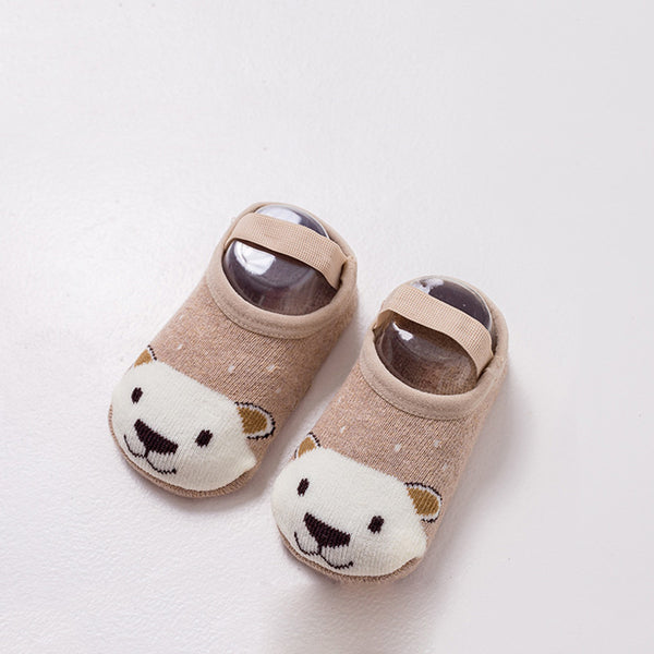 Baby / Toddler Cartoon Animal Floor Socks