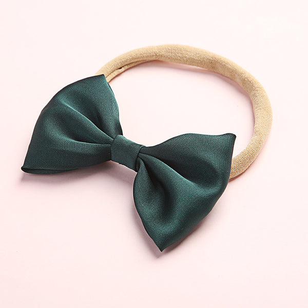 Pretty Floral Colorful Bowknot Hairbands for Girls