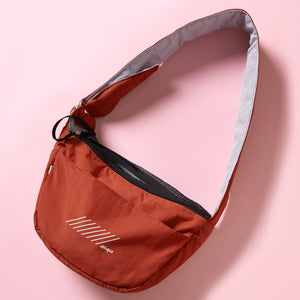 Orange-red Pet Bag