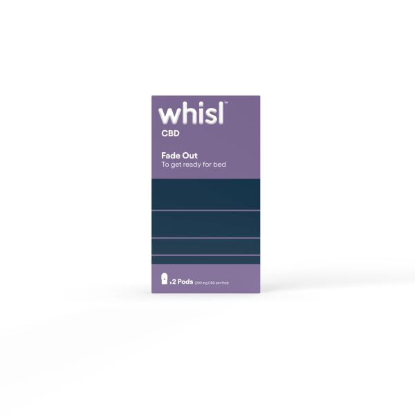 whisl Fade Out Pods