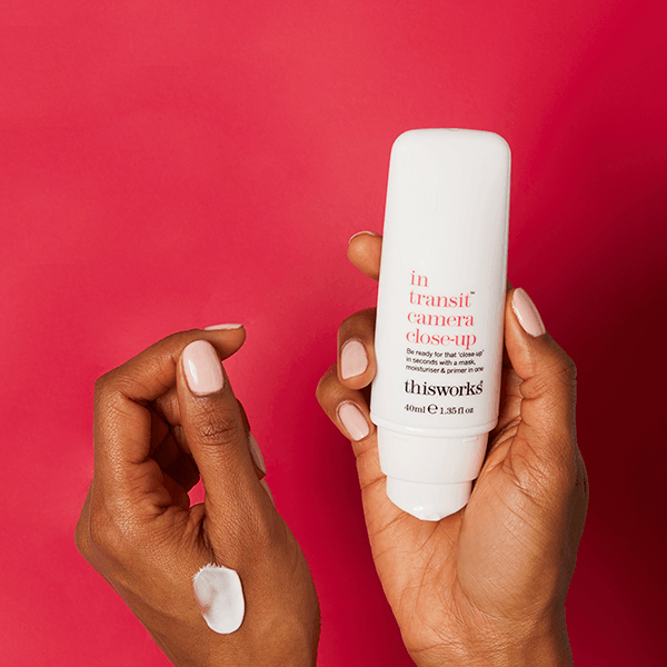 This Works In Transit Camera Close Up Skincare