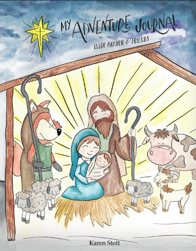"Archer's ""ADVENT""ure Journal - Buy 1 Get 1 Free"
