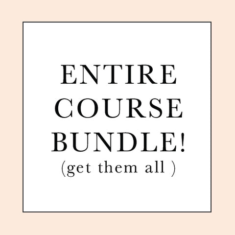 All Courses Bundle!