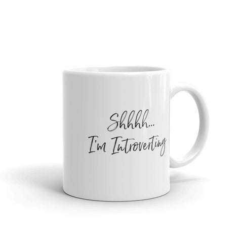 The Introvert's Favorite Mug!