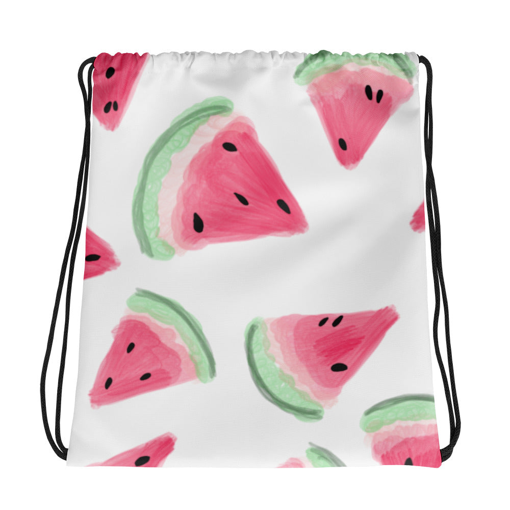 All-Over Print Drawstring Bag