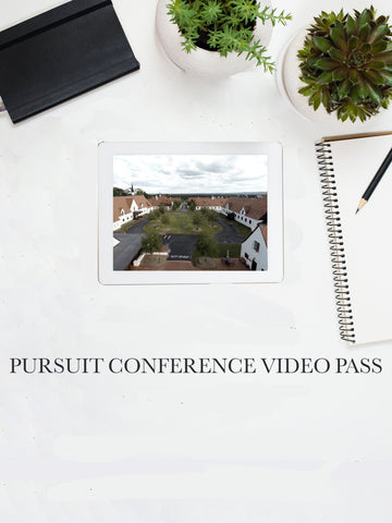 Pursuit ALL-ACCESS VIDEO PASS