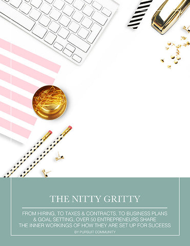 The Nitty Gritty - Pursuit E-Book