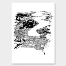 Load image into Gallery viewer, Dunedin Art Print Unframed