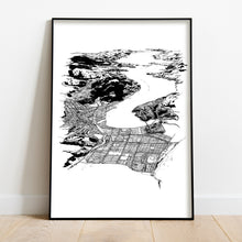 Load image into Gallery viewer, Dunedin Art Print
