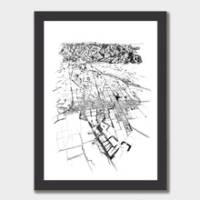 Load image into Gallery viewer, GREYTOWN ART PRINT