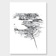 Load image into Gallery viewer, Wanaka Art Print Unframed