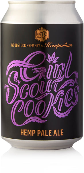 Girl Scout Cookies Hemp Pale Ale