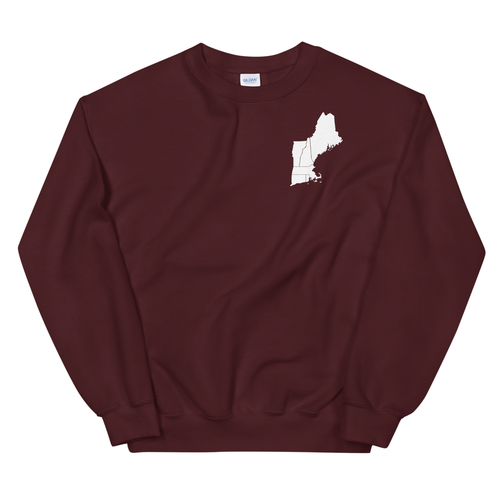 CREWNECK SWEATSHIRT / NEW ENGLAND
