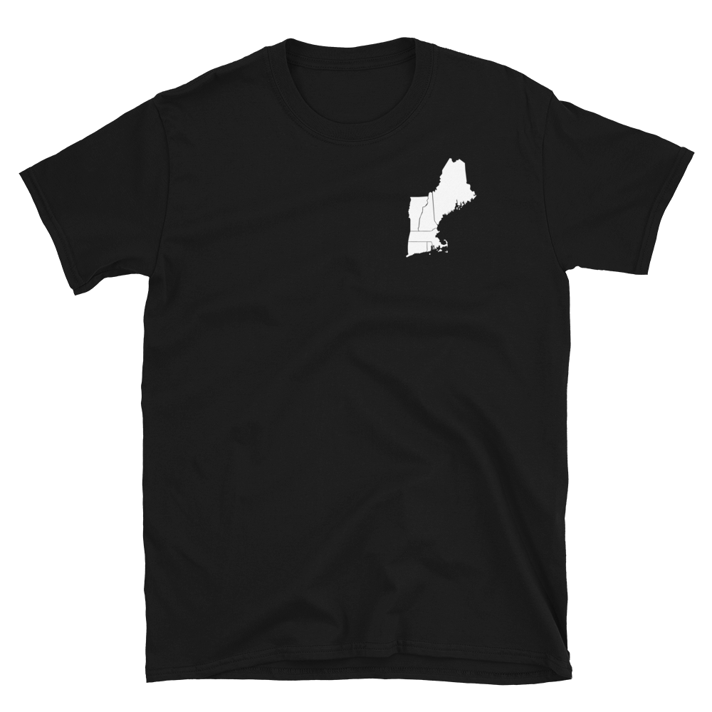 BASIC TEE / NEW ENGLAND