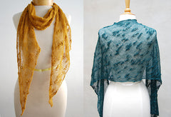 Elliana Scarf and Wrap