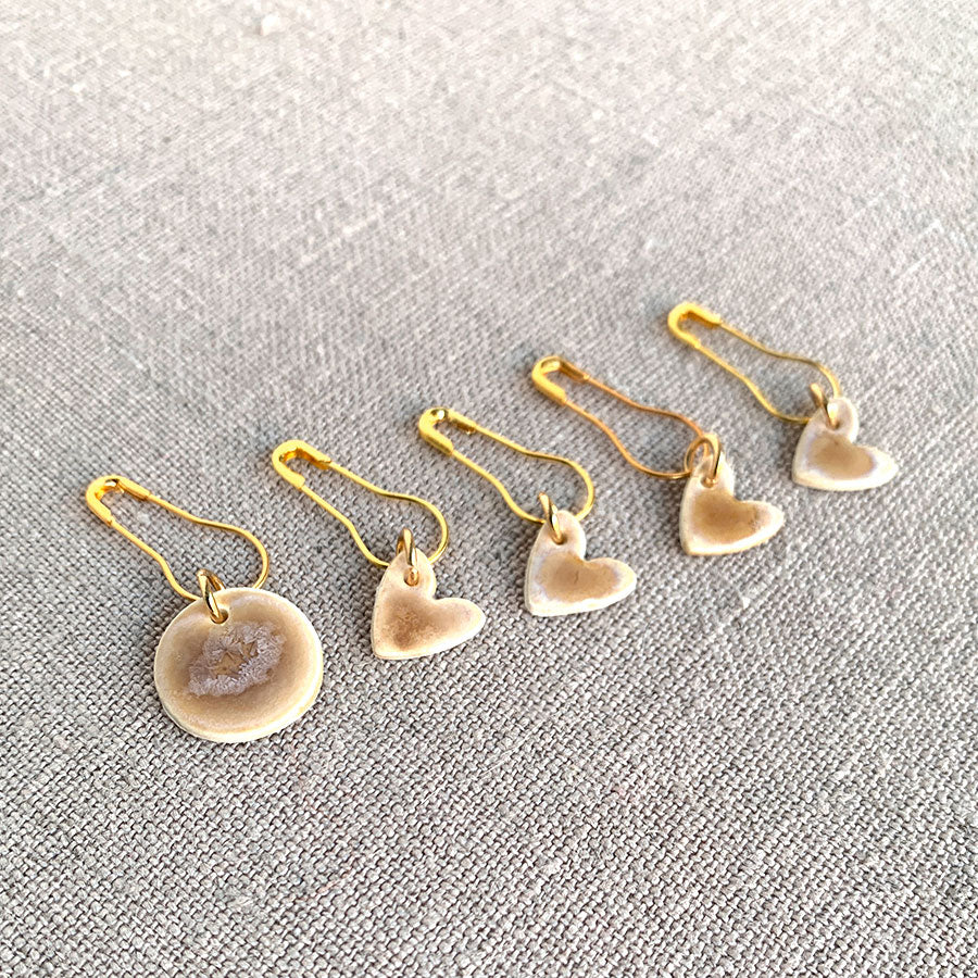 Hollybanks Lane Stitch Markers
