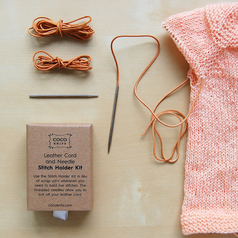Cocoknits Stitch Holder Kit
