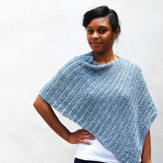 Drop Stitch Poncho Kit