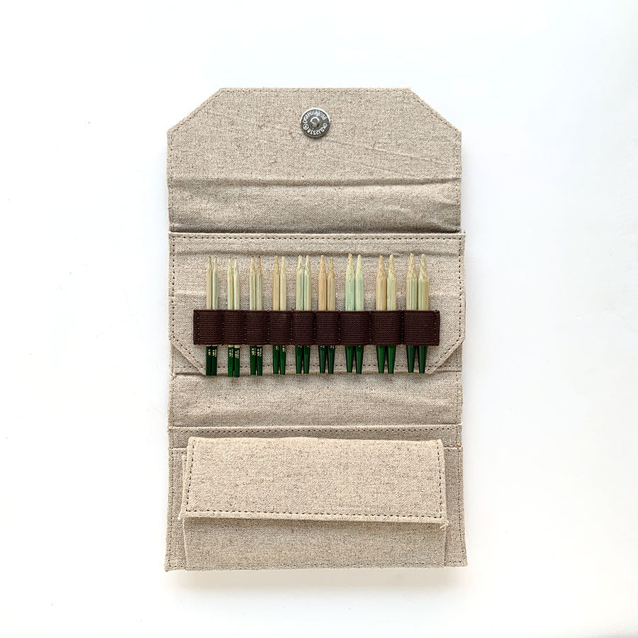 "Lykke Grove 3.5"" Interchangeable Needle Set"