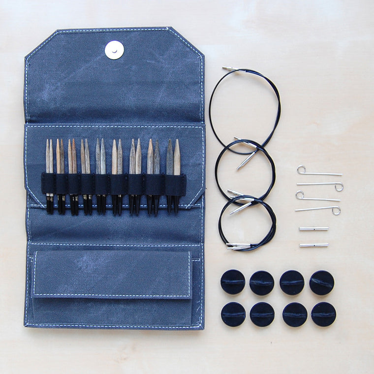 Lykke Interchangeable 3.5-inch Needle Set