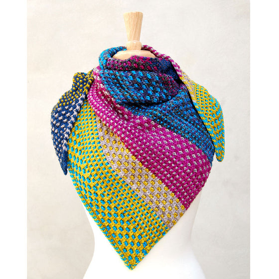 Nightshift Shawl Yarn Bundle