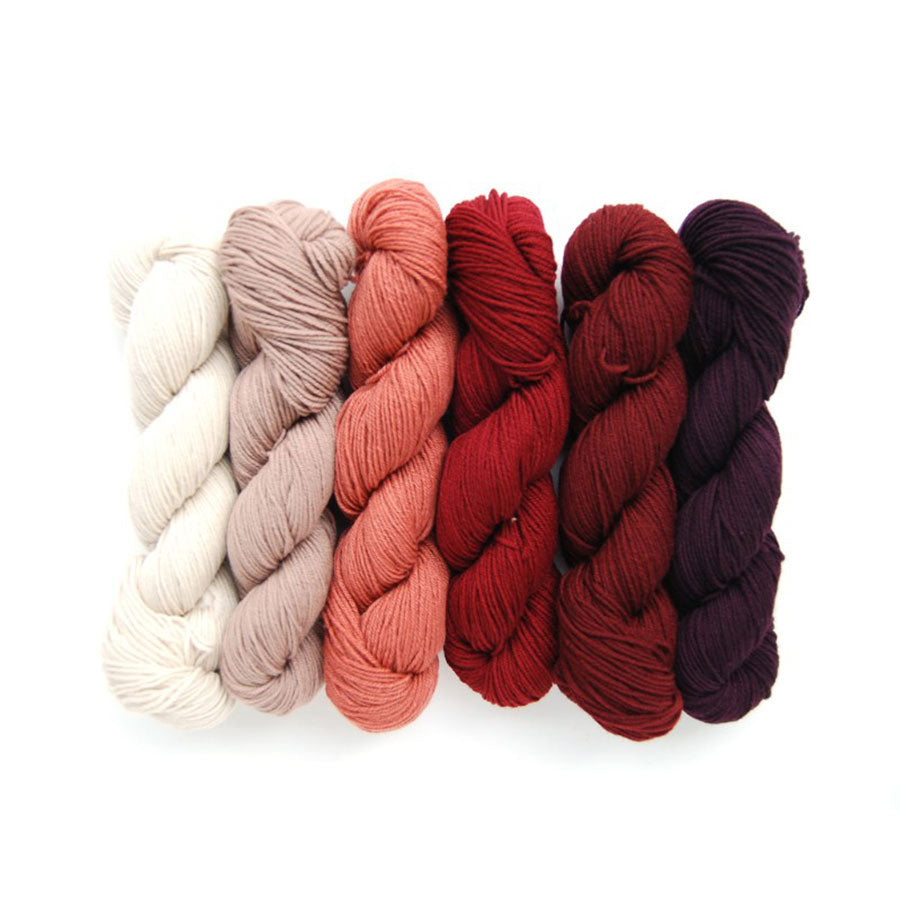 Peerie Annalise Wrap Yarn Bundle