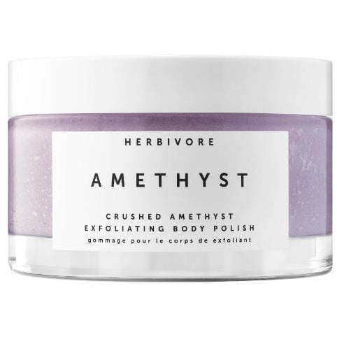 Herbivore Botanicals : Amethyst Exfoliating Body Polish