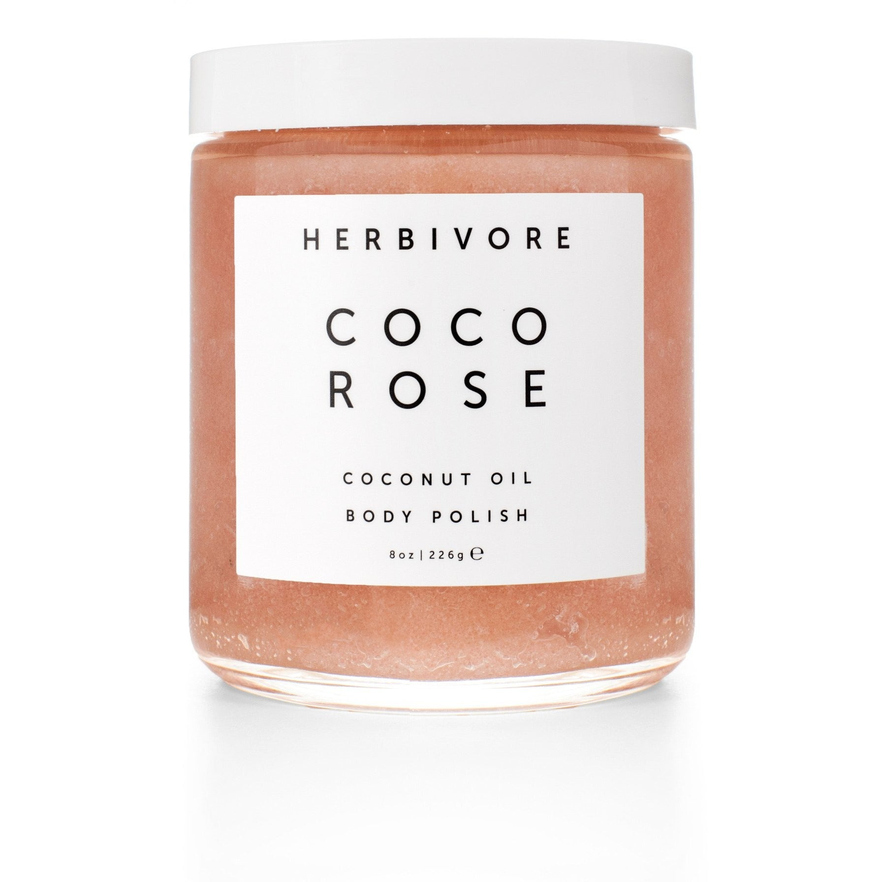 Herbivore Botanicals : Coco Rose Body Polish
