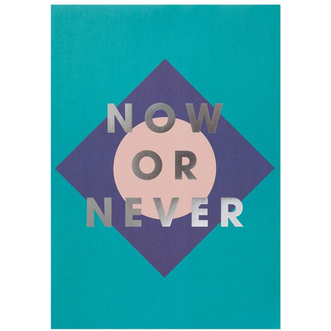 The Adventures Of... : Now or Never Print