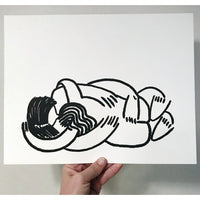 People I've Loved : Lovers Print