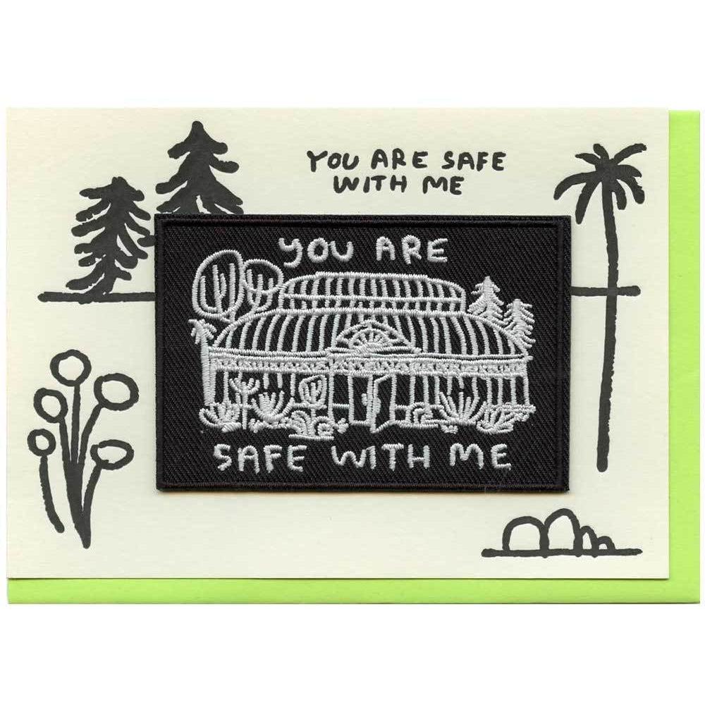 People I've Loved : You Are Safe With Me Patch