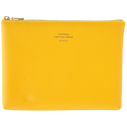 Quitterie by Delfonics : Medium Zip Pouch