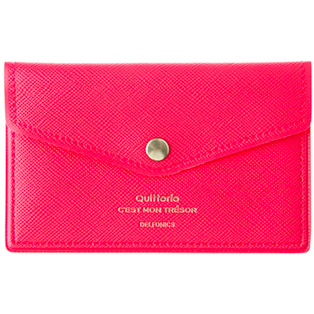 Quitterie by Delfonics : Snap Card Case
