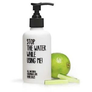 Stop the Water While Using Me : Cucumber Lime Hand Balm