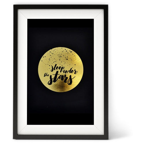 Swell Made Co. : Sleep Under The Stars Print