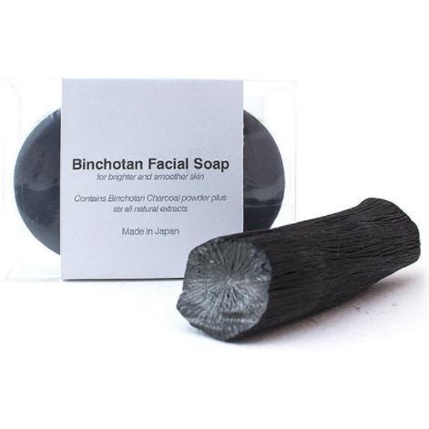 Binchotan : Charcoal Facial Soap