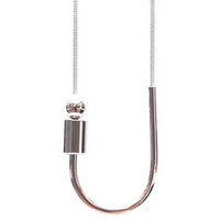 Maslo Jewelry : Silver Chock-a-Block Necklace